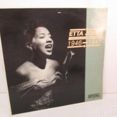 Discos de vinilo: ETTA JONES. OSCULATE ME DADDY. LP VINILO. OFFICIAL RECORD COMPANY APS. 1988. VER FOTOGRAFIAS. Lote 128843615