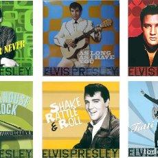 Discos de vinilo: ELVIS PRESLEY - 6 VINILOS A ESTRENAR - 180 GRAMOS. Lote 128858147