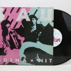 Discos de vinilo: DISCO LP DE VINILO - SAU / QUINA NIT - PICAP - AÑO 1990. Lote 128886143