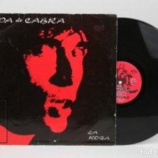 Discos de vinilo: DISCO LP DE VINILO - SOPA DE CABRA / LA RODA - SALSETA RECORDS - AÑO 1990. Lote 128886231