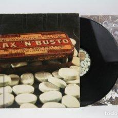 Discos de vinilo: DISCO LP DE VINILO - LAX 'N' BUSTO / PROSPECTE - ENCARTE CON LETRAS - DISC MEDI - AÑO 1991. Lote 128886340