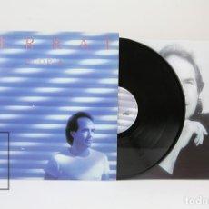 Discos de vinilo: DISCO LP DE VINILO - JOAN MANUEL SERRAT / UTOPIA - ENCARTE CON LETRAS - ARIOLA - AÑO 1992. Lote 128887015