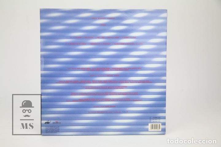 Discos de vinilo: Disco LP De Vinilo - Joan Manuel Serrat / Utopia - Encarte Con Letras - Ariola - Año 1992 - Foto 3 - 128887015