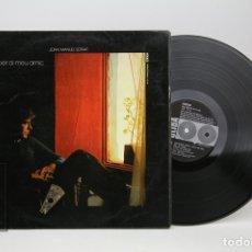 Discos de vinilo: DISCO LP DE VINILO - JOAN MANUEL SERRAT / PER AL MEU AMIC - INCLUYE POSTER CON LETRAS- EDIGSA, 1973. Lote 128887080