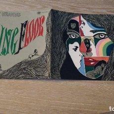 Discos de vinilo: ALBUM DE LA BANDA BRITANICA DE BLUES Y HARD ROCK KILLING FLOOR- GERMAN FIRST PRESS ( AÑO 1970 ). Lote 128898783