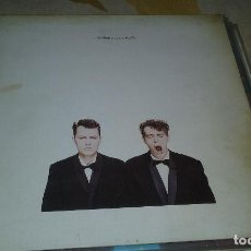 Discos de vinilo: LP PET SHOP BOYS. ACTUALLY. EMI 1990. Lote 128914343