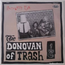 Discos de vinilo: WRECKLESS ERIC...THE DONOVAN OF TRASH.(HANGMAN 1993).PRINTED IN ENGLAND.. Lote 44033425