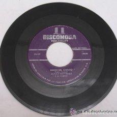Discos de vinilo: BAIÓN DEL CHINITO - SON MARACAIBO - MANOLO MONTERREY Y SU CONJUNTO - DISCOMODA - RARÍSIMO. Lote 128936935