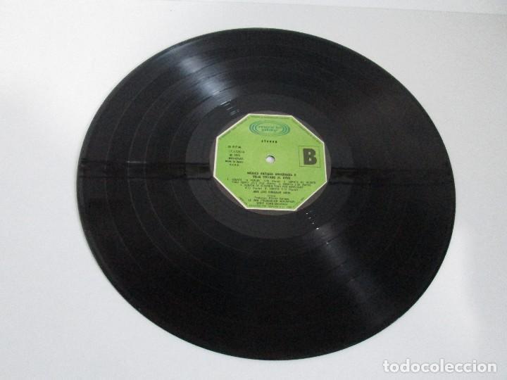 Discos de vinilo: MUSICA ANTIGUA ARAGONESA II. VIEJO TECLADO S. XVIII. LP VINILO. MOVIEPLAY 1978. VER FOTOGRAFIAS - Foto 7 - 128944935