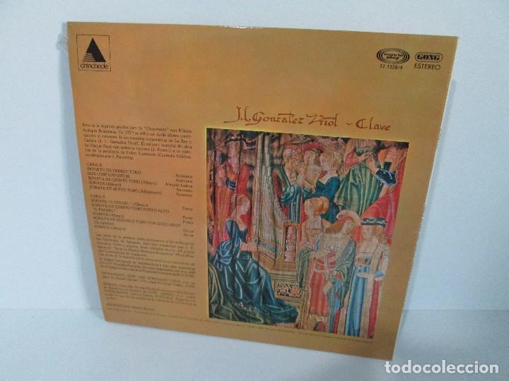 Discos de vinilo: MUSICA ANTIGUA ARAGONESA II. VIEJO TECLADO S. XVIII. LP VINILO. MOVIEPLAY 1978. VER FOTOGRAFIAS - Foto 11 - 128944935