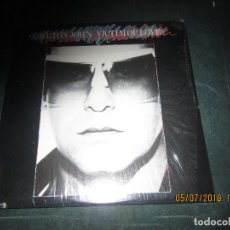 Discos de vinilo: ELTON JOHN - VICTIM OF LOVE LP - ORIGINAL U.S.A. - MCA RECORDS 1979 CON FUNDA INT. ORIGINAL. Lote 128961355