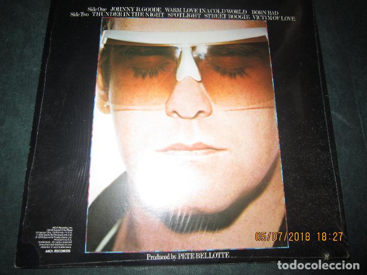 Discos de vinilo: ELTON JOHN - VICTIM OF LOVE LP - ORIGINAL U.S.A. - MCA RECORDS 1979 CON FUNDA INT. ORIGINAL - Foto 2 - 128961355