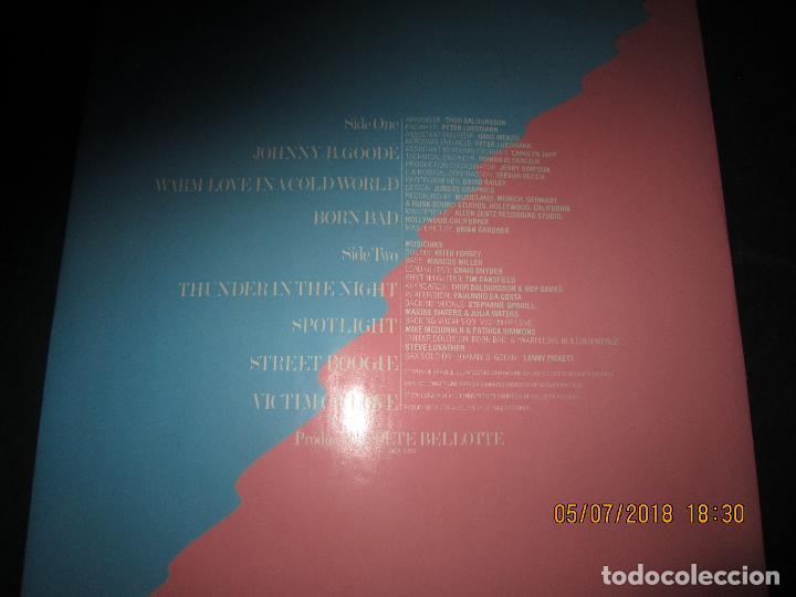 Discos de vinilo: ELTON JOHN - VICTIM OF LOVE LP - ORIGINAL U.S.A. - MCA RECORDS 1979 CON FUNDA INT. ORIGINAL - Foto 9 - 128961355