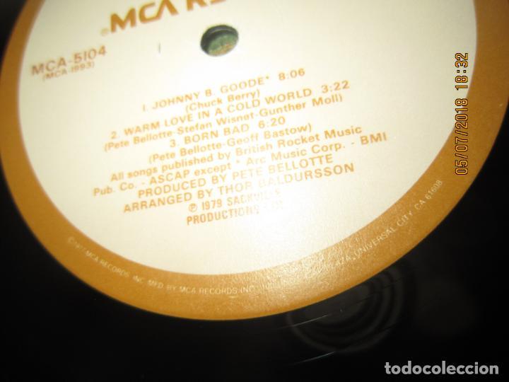 Discos de vinilo: ELTON JOHN - VICTIM OF LOVE LP - ORIGINAL U.S.A. - MCA RECORDS 1979 CON FUNDA INT. ORIGINAL - Foto 15 - 128961355