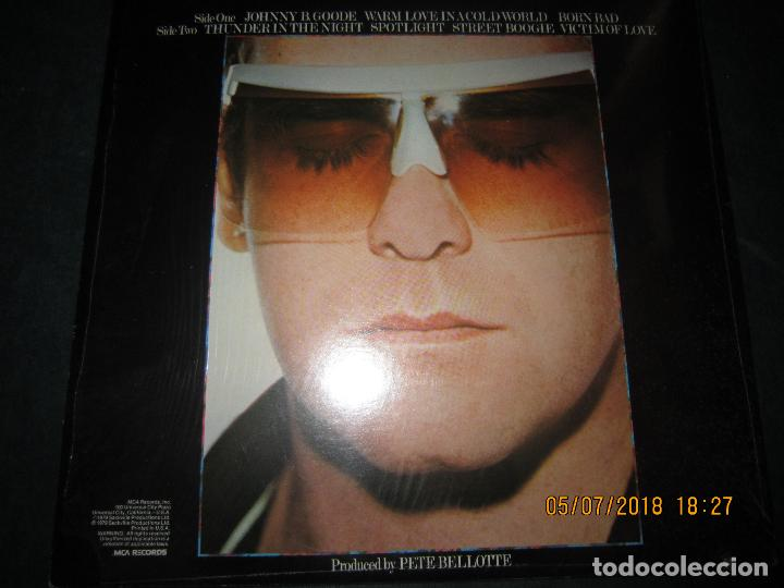 Discos de vinilo: ELTON JOHN - VICTIM OF LOVE LP - ORIGINAL U.S.A. - MCA RECORDS 1979 CON FUNDA INT. ORIGINAL - Foto 20 - 128961355