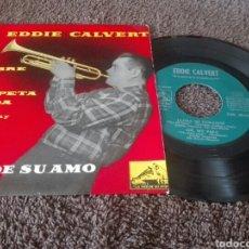 Discos de vinilo: DISCO VINILO EDDIE CALVERT. Lote 128969496