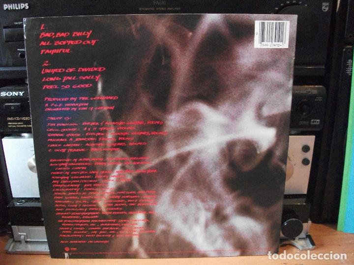 Discos de vinilo: SNUFF NIGHTFIGHTER LP USA 1983 PDELUXE - Foto 2 - 128974579