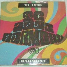 Discos de vinilo: TC 1993 – HARMONY. Lote 128986639