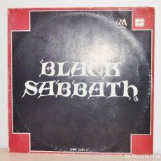 Discos de vinilo: BLACK SABBATH 3. BLACK SABBATH - EDICIÓN DE 1990 A.LAMINA. URSS.VG. Lote 135578693
