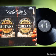 Discos de vinilo: R DE RUMBA - BUFANK - REUNIÓN - SISTEMA RAP - MAXI - 2003 . Lote 129001363