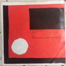 Dischi in vinile: MOBILES SINGLE YOU´RE NOT ALONE 1982 SINGLE VINILO STEREO 45 R.P.M. Lote 129005903