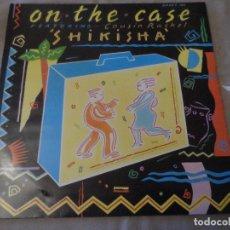Discos de vinilo: ON THE CASE - SHIKISHA. Lote 129008095