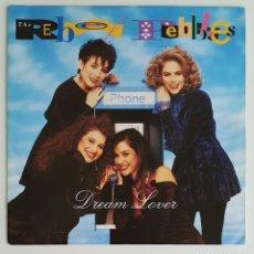 Discos de vinilo: SINGLE THE REBEL PEBBLES DREAM LOVER. Lote 129009622