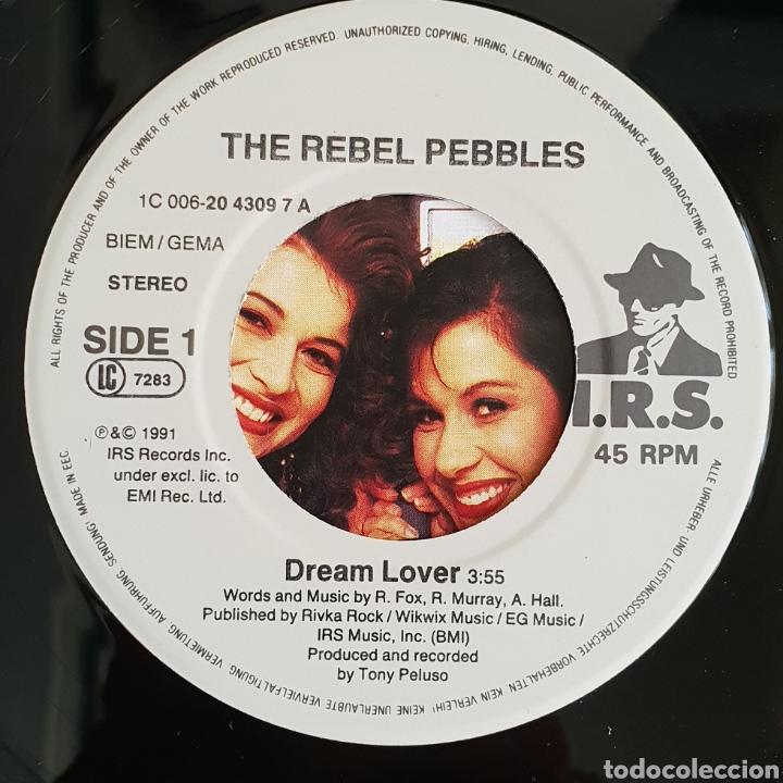 Discos de vinilo: Single The rebel pebbles Dream lover - Foto 2 - 129009622