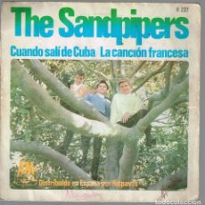 Discos de vinilo: THE SANDPIPERS. AM RECORDS H227 1967. Lote 129017039