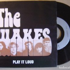 Discos de vinilo: THE WAKES - PLAY IT LOUD - EP FRANCES 1993 - CINELUX. Lote 129029355