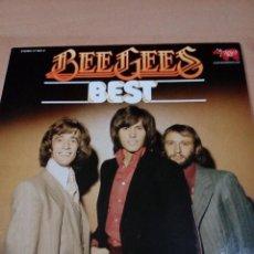 Discos de vinilo: BEBÉ GEES , THE BEST , BUEN ESTADO ,VER FOTOS , LEER. Lote 129041299