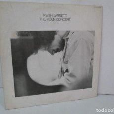 Discos de vinilo: KEITH JARRETT, THE KÖLN CONCERT. 2 LP VINILO. EDIGSA 1979. VER FOTOGRAFIAS ADJUNTAS. Lote 129041867