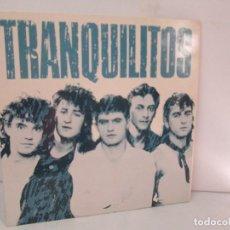 Discos de vinilo: TRANQUILITOS. LP VINILO. PRODUCCIONES TWINS 1989. VER FOTOGRAFIAS ADJUNTAS. Lote 129041951