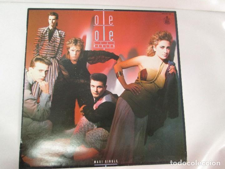 Discos de vinilo: OLE OLE. LILI MARLEN. MAXI SINGLE VINILO. HISPAVOX 1985. VER FOTOGRAFIAS ADJUNTAS - Foto 2 - 129042031