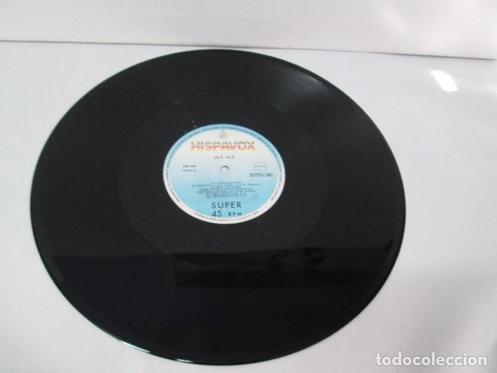 Discos de vinilo: OLE OLE. LILI MARLEN. MAXI SINGLE VINILO. HISPAVOX 1985. VER FOTOGRAFIAS ADJUNTAS - Foto 3 - 129042031