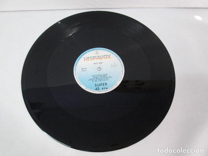 Discos de vinilo: OLE OLE. LILI MARLEN. MAXI SINGLE VINILO. HISPAVOX 1985. VER FOTOGRAFIAS ADJUNTAS - Foto 6 - 129042031