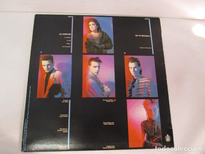 Discos de vinilo: OLE OLE. LILI MARLEN. MAXI SINGLE VINILO. HISPAVOX 1985. VER FOTOGRAFIAS ADJUNTAS - Foto 8 - 129042031