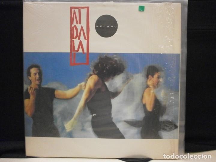 LP. MECANO - AIDALAI (Música - Discos - LP Vinilo - Grupos Españoles de los 90 a la actualidad)