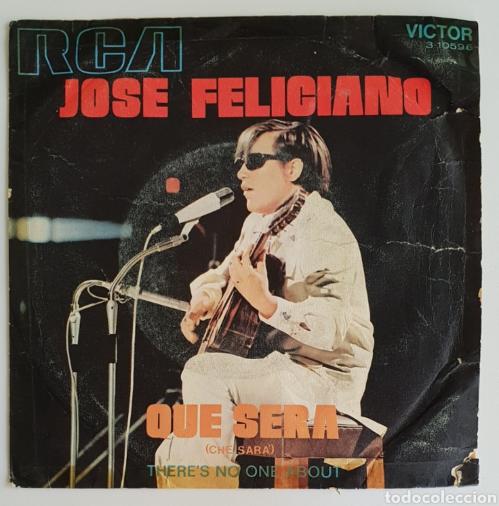 Single José Feliciano Que Será Buy Vinyl Singles Music By Spanish Bands Of The 70s And 80s At Todocoleccion 129069915