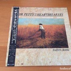 Discos de vinilo: VINILO JAPONÉS DE TOM PETTY - SOUTHERN ACCENTS. Lote 129073567