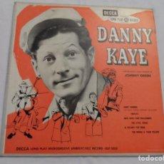 Discos de vinilo: DANNY KAYE ?– DANNY KAYE (USA 1949) (10 PULGADAS). Lote 129087567