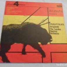 Discos de vinilo: STANLEY BLACK - ESPAÑA VOL. 2 (ARGENTINA 1973). Lote 129087799