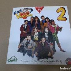 Discos de vinilo: LA ONDA VASELINA (SN) LAGRIMAS DE COCODRILO AÑO 1992 - PROMOCIONAL. Lote 129098599