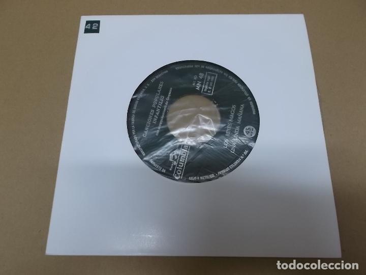 CANCIONES POPULARES INFANTILES (EP) LOS REYES MAGOS AÑO 1964 (Música - Discos de Vinilo - EPs - Música Infantil)