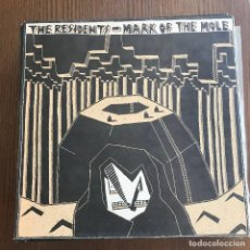 Discos de vinilo: RESIDENTS - MARK OF OF THE MOLE (1981) - LP TORSO 1988. Lote 129126803