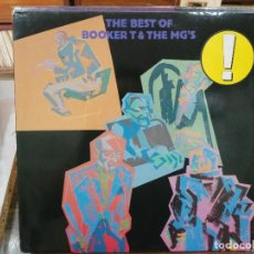 Discos de vinilo: BOOKER T. & THE MG´S - THE BEST OF BOOKER T & THE MG´S - LP. DEL SELLO ATLANTIC DE 1984. Lote 129141791