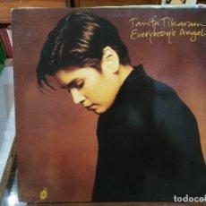 Discos de vinilo: TANITA TIKARAN - EVERYBODY´S ANGEL - LP. DEL SELLO EW DE 1991. Lote 129142679