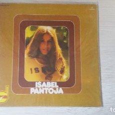Discos de vinilo: ISABEL PANTOJA. Lote 129160955