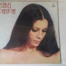 Discos de vinilo: ISABEL PANTOJA. Lote 129161059