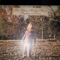 Discos de vinilo: THE ALLMAN BROTHERS BAND BROTHERS AND SISTERS. Lote 129171759